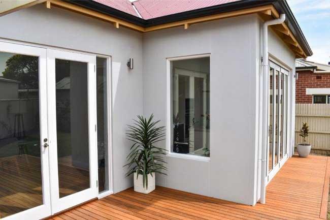Glenelg East House Extension