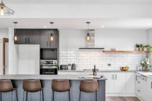 stunning modern bauhaus kitchen design